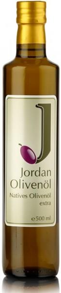 Jordan Olivenöl | 0,50-Liter-Flasche